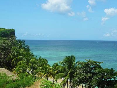 Nirvana - Laluna Overlook on Grenada by Dan Podsobinski