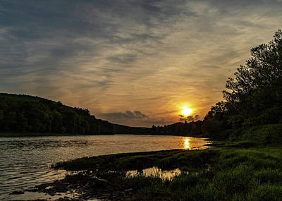 Photograph - Landscape Photography  - Sunset by Amelia Pearn