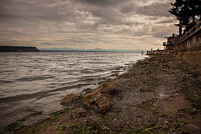 Amy Weiss - Langley on Whidbey Island by Ian Good