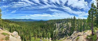 Photograph - Lassen Landscape by Nature Photography