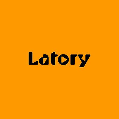 Digital Art - Latory by TintoDesigns