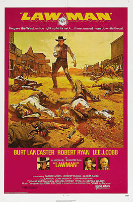 Royalty-Free and Rights-Managed Images - Lawman, 1971 by Stars on Art