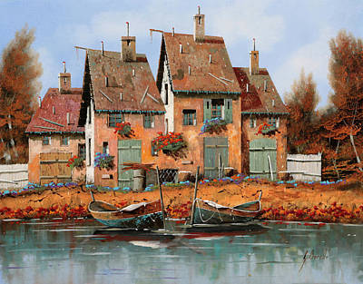 Royalty-Free and Rights-Managed Images - Le Barche Piu Belle by Guido Borelli