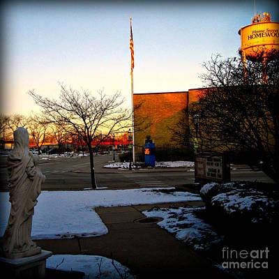 Aretha Franklin - Leap Year Sunrise 2020 by Frank J Casella