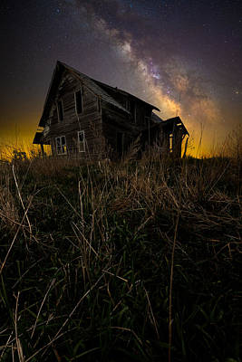 Popstar And Musician Paintings - Leave The Night On by Aaron J Groen