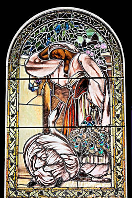 Fathers Day 1 - Leda and the Swan by Kristin Elmquist