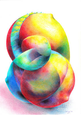 Drawing - Lemon Juice by Symona Colina