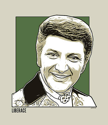 Royalty-Free and Rights-Managed Images - Liberace by Greg Joens