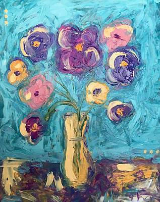 Painting - Life in Bloom by Jenny King