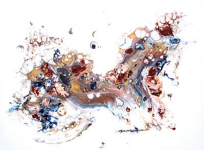 Painting - Life by Katrina Nixon