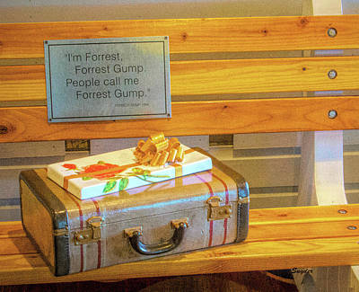 Achieving - Life Was Like A Box Of Chocolates Forrest Gump by Barbara Snyder