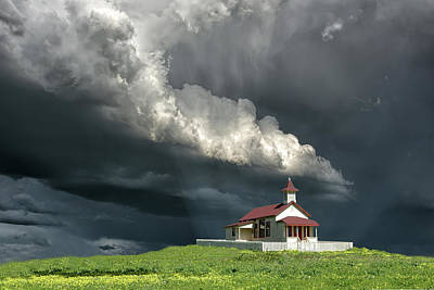 Fathers Day 1 - Light In A Storm by Jeff Burgess