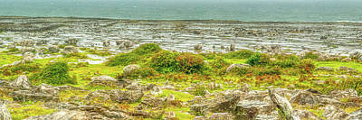 Spot Of Tea Royalty Free Images - Limestone Pavement Royalty-Free Image by Rob Hemphill