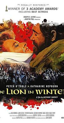 Firefighter Patents Royalty Free Images - Lion in Winter - 1968 Royalty-Free Image by Stars on Art