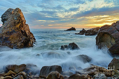 Wild Weather - Little Corona Wave Crash by Eddie Yerkish