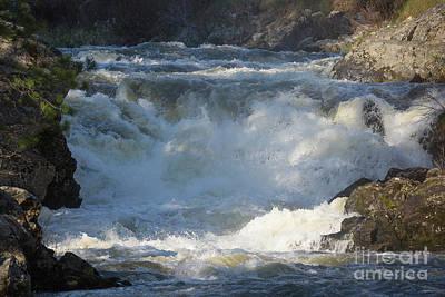 Keith Richards - Little Salmon Falls by Idaho Scenic Images Linda Lantzy