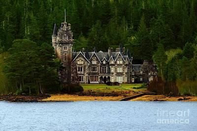 Kim Fearheiley Photography - Loch Laggen House by Richard Denyer
