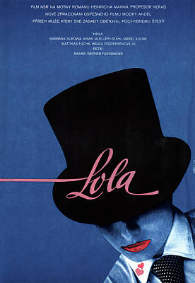 Royalty-Free and Rights-Managed Images - Lola, 1981 by Stars on Art