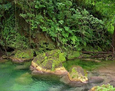 Amy Weiss - Lololima River Vanuatu by Heidi Fickinger