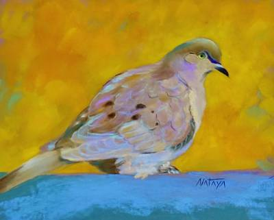 Animals Royalty-Free and Rights-Managed Images - Lonesome Dove by Nataya Crow