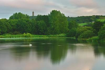 Pasta Al Dente - Looking Across The Pond by Neil R Finlay