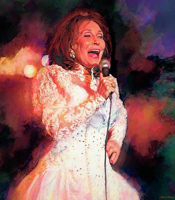 Staff Picks Cortney Herron - Loretta Lynn by Mal Bray