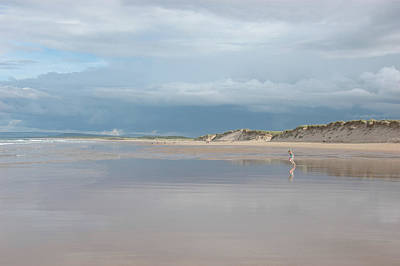 Photograph - Lossiemouth Beach by Kathy Chung