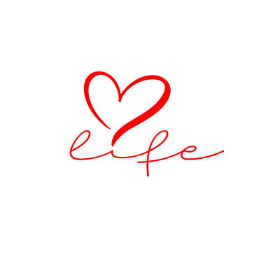 Digital Art - Love Life by Az Jackson
