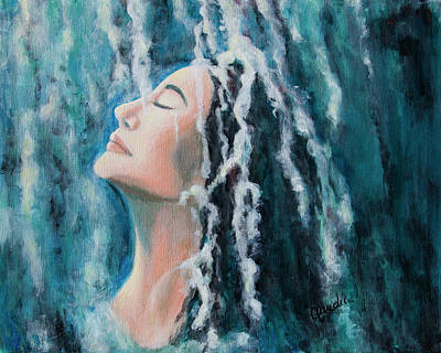 Painting - Love Outpoured by Claudia Klann