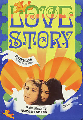 Royalty-Free and Rights-Managed Images - Love Story, 1970 by Stars on Art