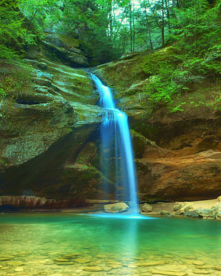 All You Need Is Love - LowerFalls2 by Douglas Perry