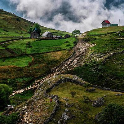 Photograph - Lukomir by Bez Dan