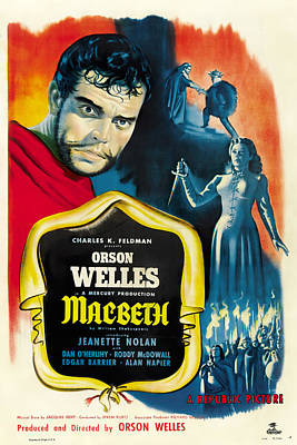 Bringing The Outdoors In - Macbeth - 1948 by Stars on Art