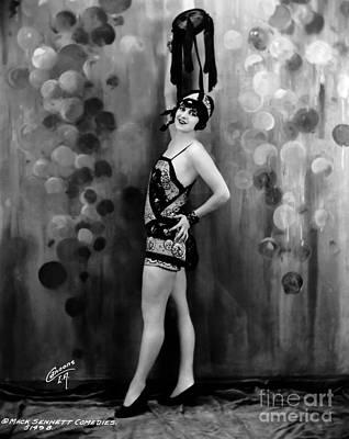 Mellow Yellow - Mack Sennett Bathing Beauty by Bizarre Los Angeles Archive