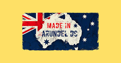 Royalty-Free and Rights-Managed Images - Made in Arundel Dc, Australia by TintoDesigns