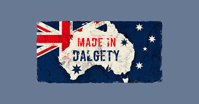 Mick Jagger - Made in Dalgety, Australia by TintoDesigns
