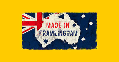 Royalty-Free and Rights-Managed Images - Made in Framlingham, Australia by TintoDesigns