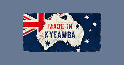 Going Green - Made in Kyeamba, Australia by TintoDesigns