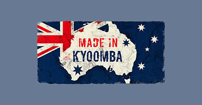 Going Green - Made in Kyoomba, Australia by TintoDesigns