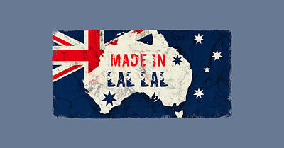 Going Green - Made in Lal Lal, Australia by TintoDesigns