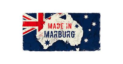The Beatles - Made in Marburg, Australia by TintoDesigns