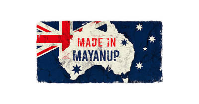 Christmas Christopher And Amanda Elwell - Made in Mayanup, Australia by TintoDesigns