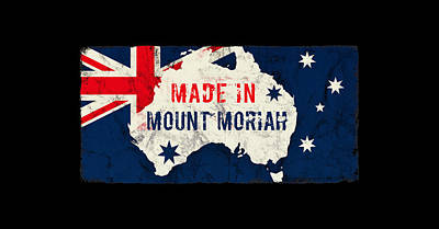 Curated Round Beach Towels - Made in Mount Moriah, Australia by TintoDesigns