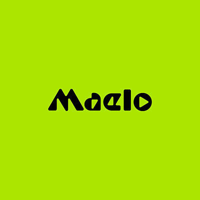 Royalty-Free and Rights-Managed Images - Maelo #Maelo by TintoDesigns