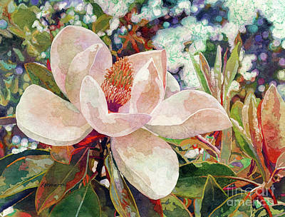 Just Desserts - Magnolia Melody-Pink by Hailey E Herrera