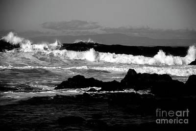 State Love Nancy Ingersoll - Major Montery Surf by Julieanne Case