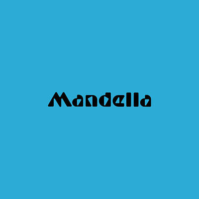 Royalty-Free and Rights-Managed Images - Mandella by TintoDesigns