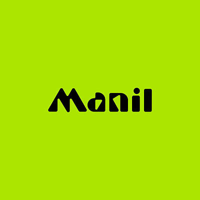 Royalty-Free and Rights-Managed Images - Manil #Manil by TintoDesigns