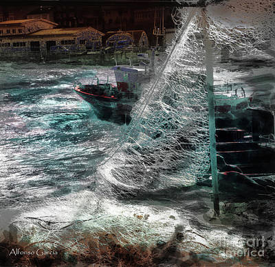 Photograph - Mar de Fondo by Alfonso Garcia