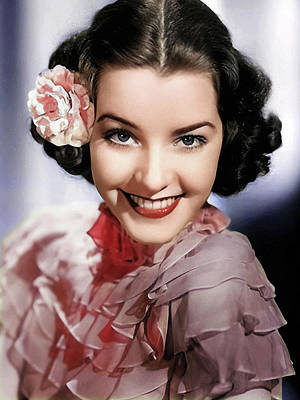 Royalty-Free and Rights-Managed Images -  Marsha Hunt by Stars on Art